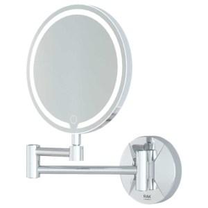 RAK Demeter Illuminated Round Magnifying Mirror