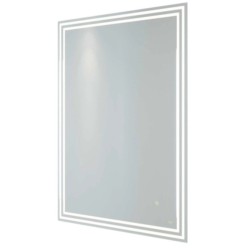 RAK Hermes 600x800mm Illuminated Portrait Mirror