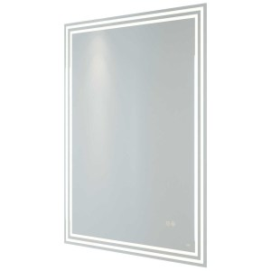 RAK Hermes 600x800mm Illuminated Portrait Bluetooth Mirror
