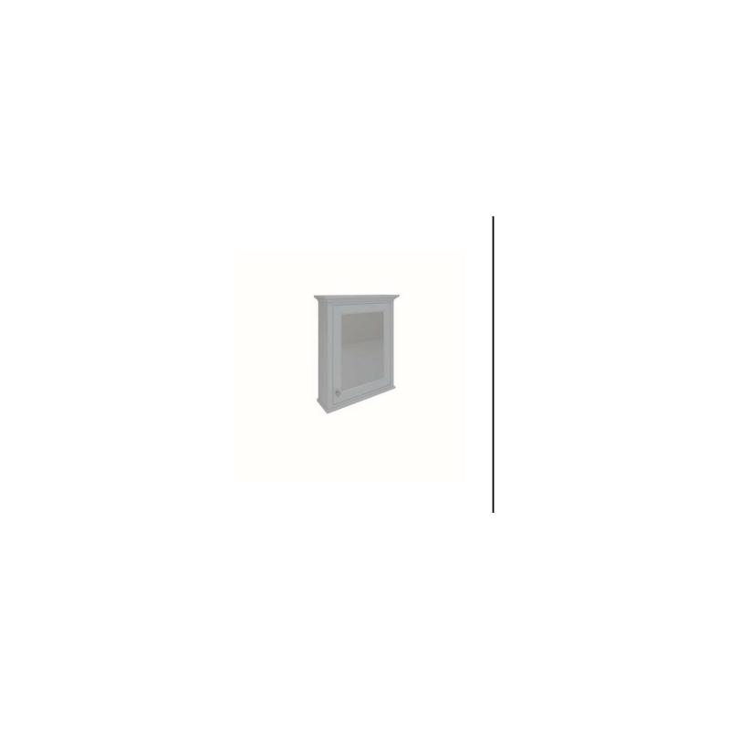 RAK Washington Mirror Cabinet Grey