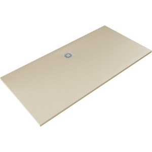 RAK Feeling 1700x800mm Shower Tray Cappuccino
