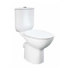 RAK Morning Open Access WC with Soft Close Seat