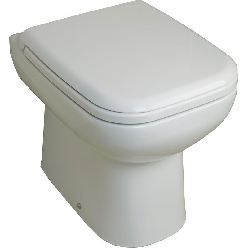 RAK Origin Back to Wall WC Pan