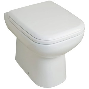 RAK Origin 62 Back to Wall Toilet with Soft Close Seat