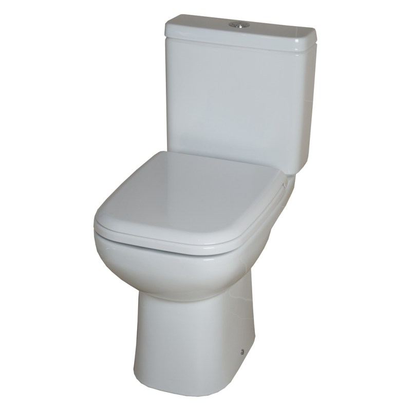 RAK Origin WC with Soft Close Seat