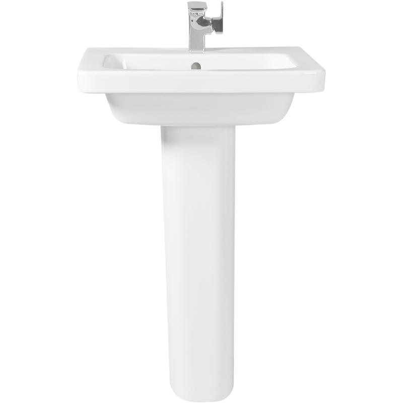RAK Resort Large Pedestal for 650mm Basin