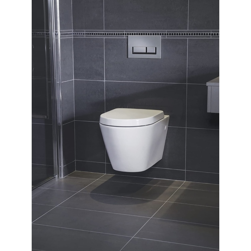 RAK Resort Wall Hung Toilet with Soft Close Seat
