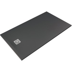 RAK Feeling 1200x900mm Shower Tray Black