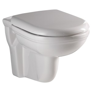 RAK Washington Wall Hung WC Pan