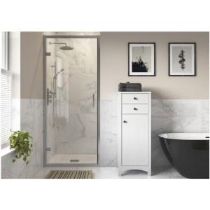 RefleXion Iconix Hinged Shower Door 760mm