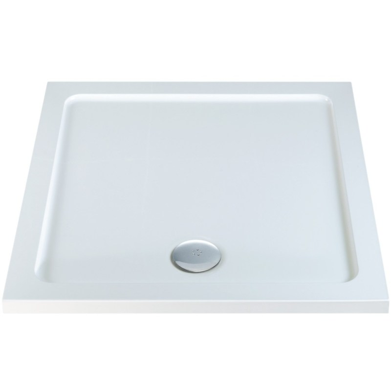 RefleXion 40mm Low Profile 760x760mm Square Tray & Waste