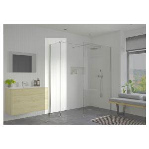 Reflexion Iconix Optional Wetroom Side Panel 500mm