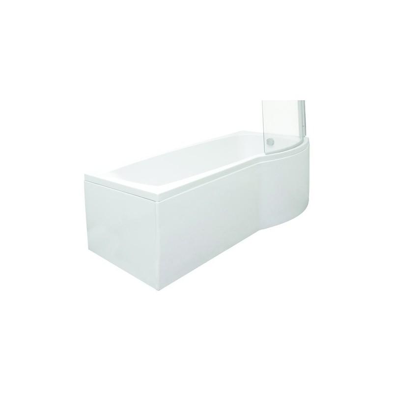 Roca Giralda Shower Bath End Panel 700mm