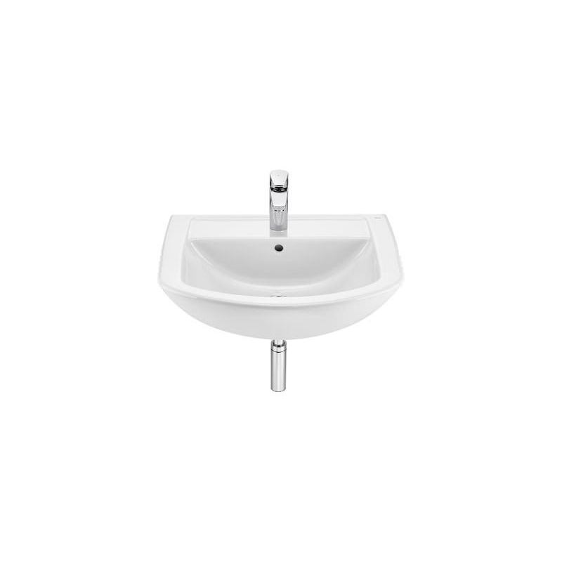 Roca Aire Round 600x480mm Basin 1 Taphole