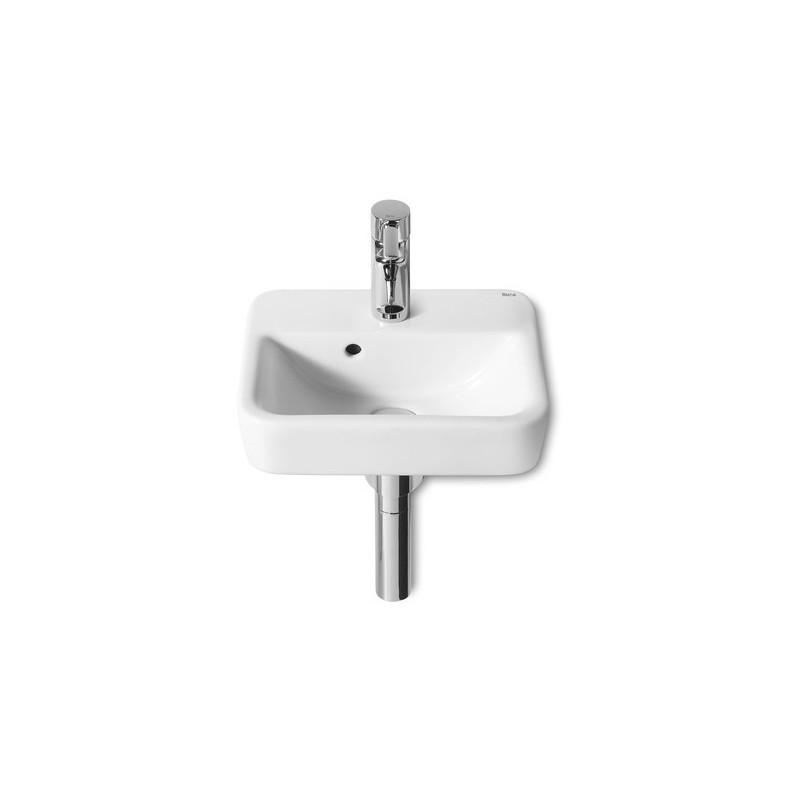 Roca Senso Square Vanity/Wall Cloakroom Basin 350 x 285mm 1TH