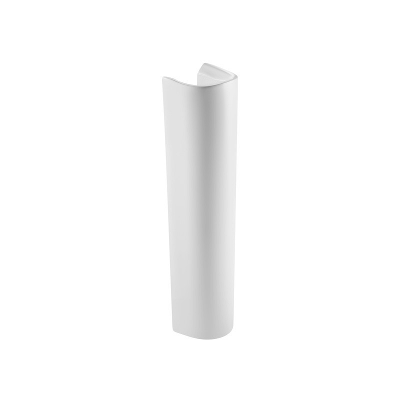 Roca Debba Pedestal White