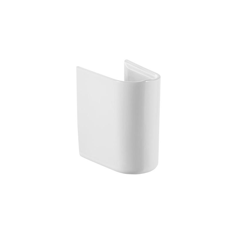 Roca Debba Semi Pedestal White