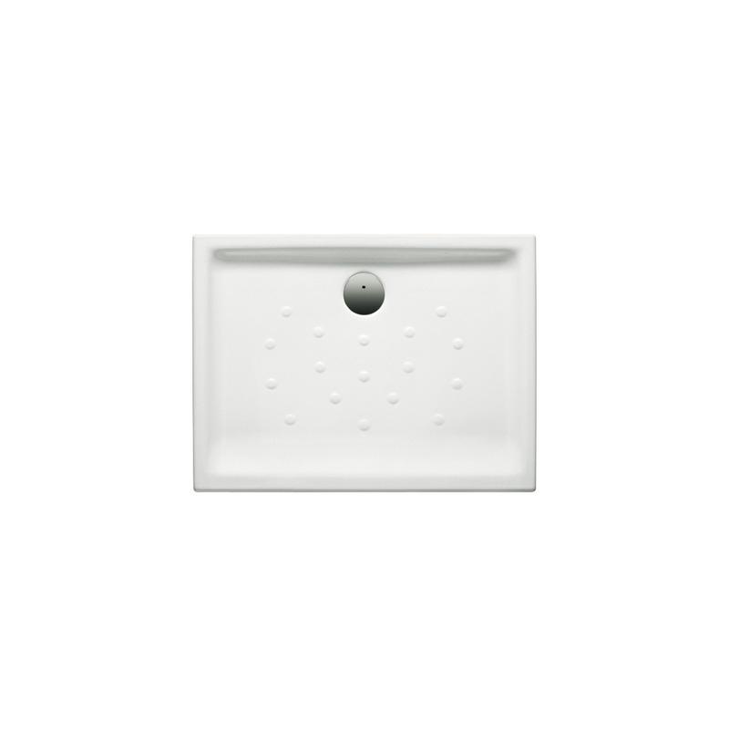Roca Malta Superslim Ceramic Shower Tray 900x700x80mm