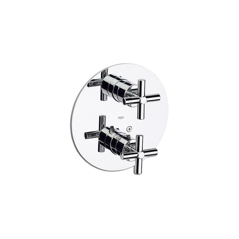 Roca Loft-T Built-In Thermostatic Bath OR Shower Mixer Only