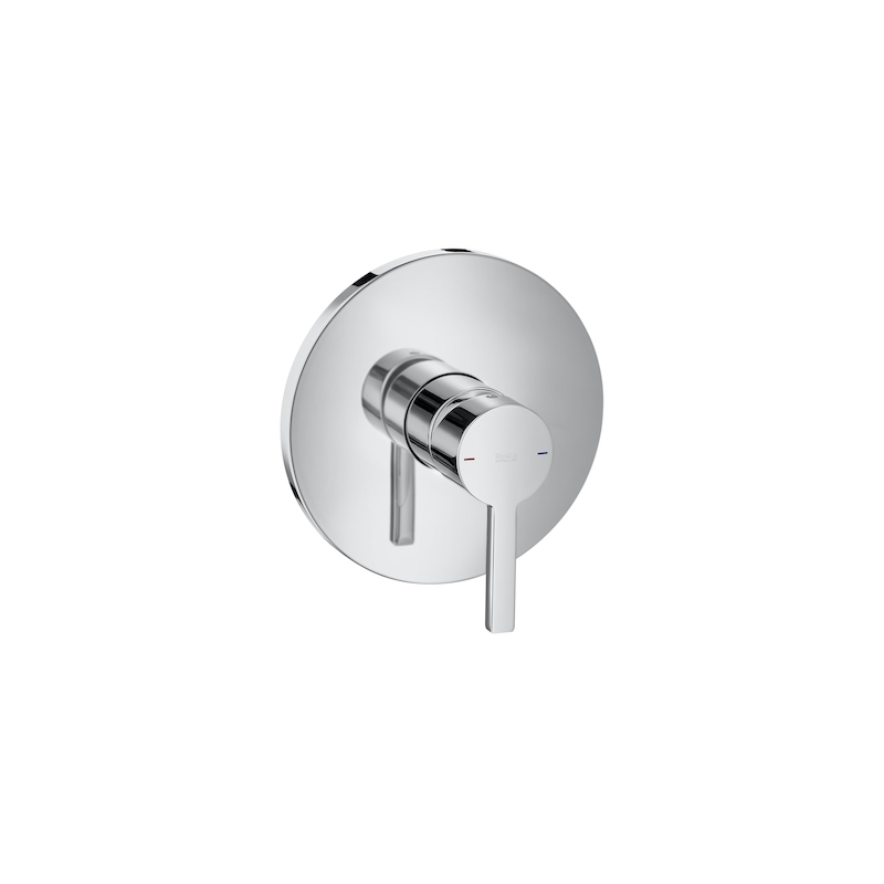 Roca Naia Built-In Shower Mixer (1 Outlet)