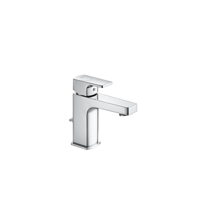 Roca L90 Compact Basin Mixer with Pop-Up Waste