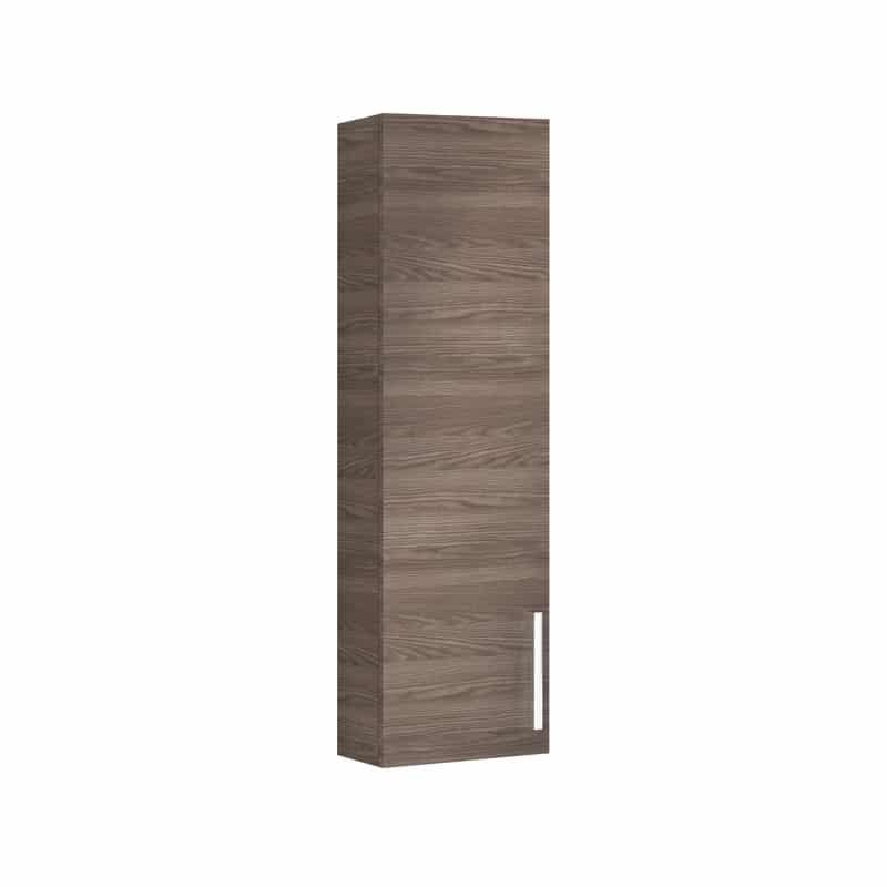 Roca Prisma Column Unit 1200mm White Ash Wood