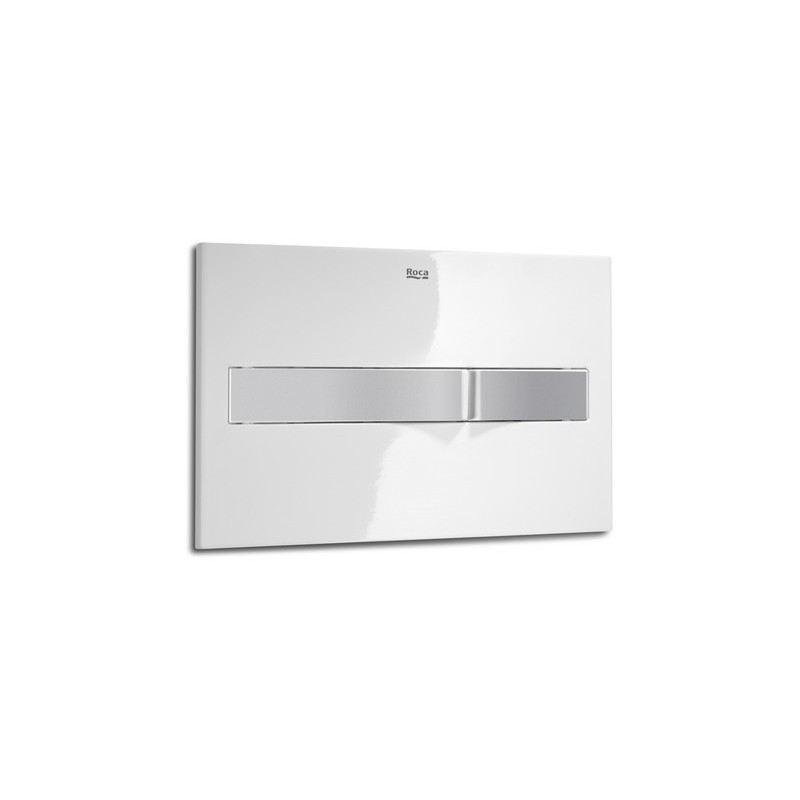 Roca PL2 Dual Flush Operating Plate Combi