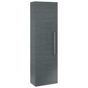 Royo Aquatrend Tall Unit 350mm 1 Door Grey