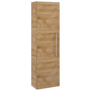 Royo Aquatrend Tall Unit 350mm 1 Door Canela Oak