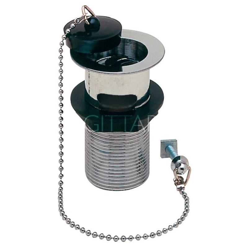 Sagittarius Basin Waste Solid Poly Plug