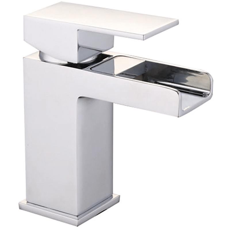 Sterling Cosmic Mono Basin Mixer without Waste Chrome