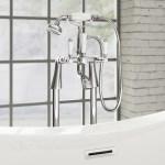 Synergy Henbury KB Freestanding Bath Shower Mixer Tap