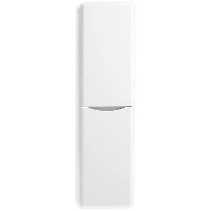 Synergy Kiev 400mm White Gloss Tall Wall Unit