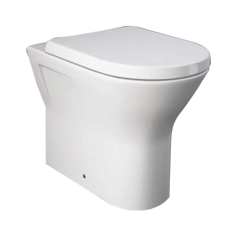 Synergy Marbella Back to Wall WC Pan