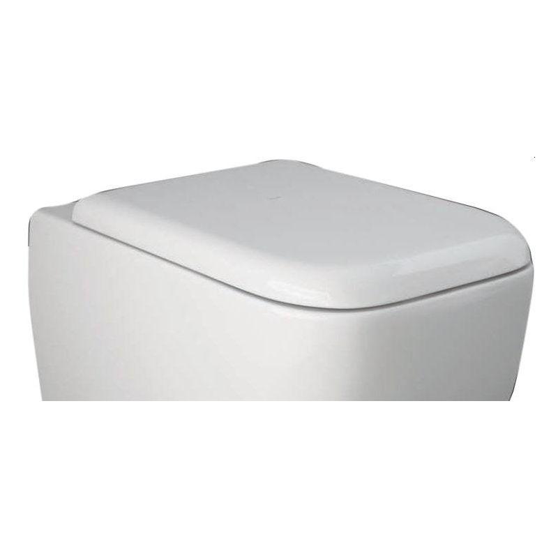 Synergy Maya Square Soft Close Toilet Seat