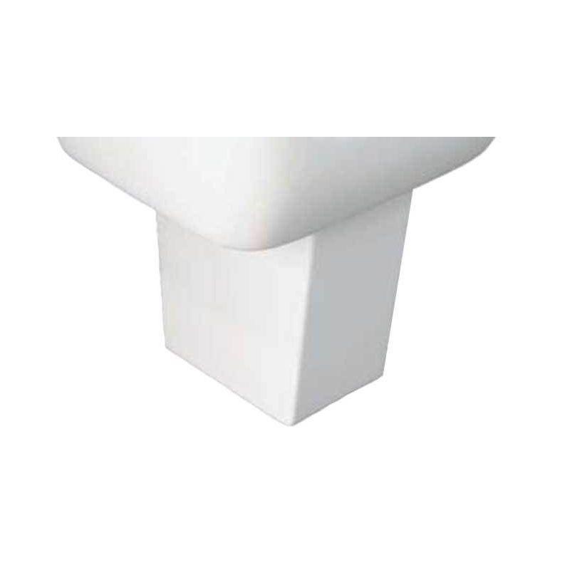 Synergy Venice Half Pedestal for 420mm Basin