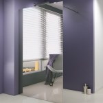 Synergy Vodas 8 700mm Mirror Wetroom Panel
