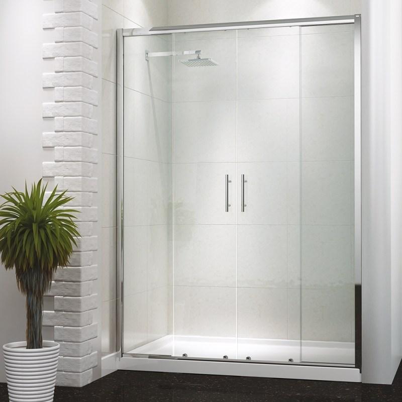 Synergy Vodas 6 1500mm 2 Sliding Door Enclosure