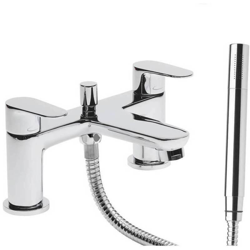 Tavistock Zero Bath Shower Mixer Tap & Handset