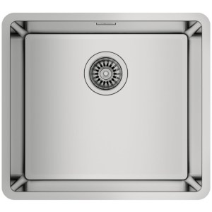 Teka BE Linea RS15 45.40 1 Bowl Undermount Sink Stainless Steel