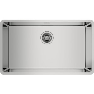 Teka BE Linea RS15 71.40 1 Bowl Undermount Sink Stainless Steel