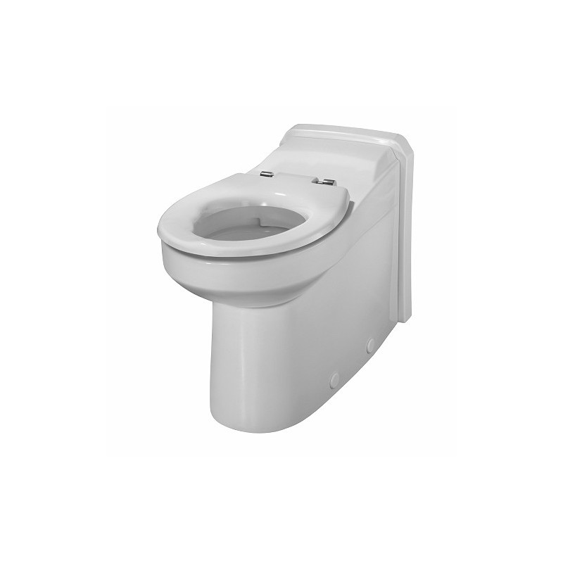 Twyford Avalon Rimfree Back-to-Wall Toilet Pan 700mm projection
