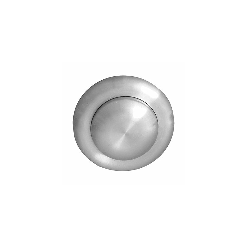 Twyford Air Button Single Flush Small Button Stainless Steel