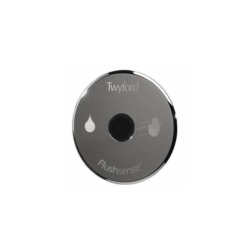 Twyford Flushsense Infra Red Sensor Single Flush Chrome