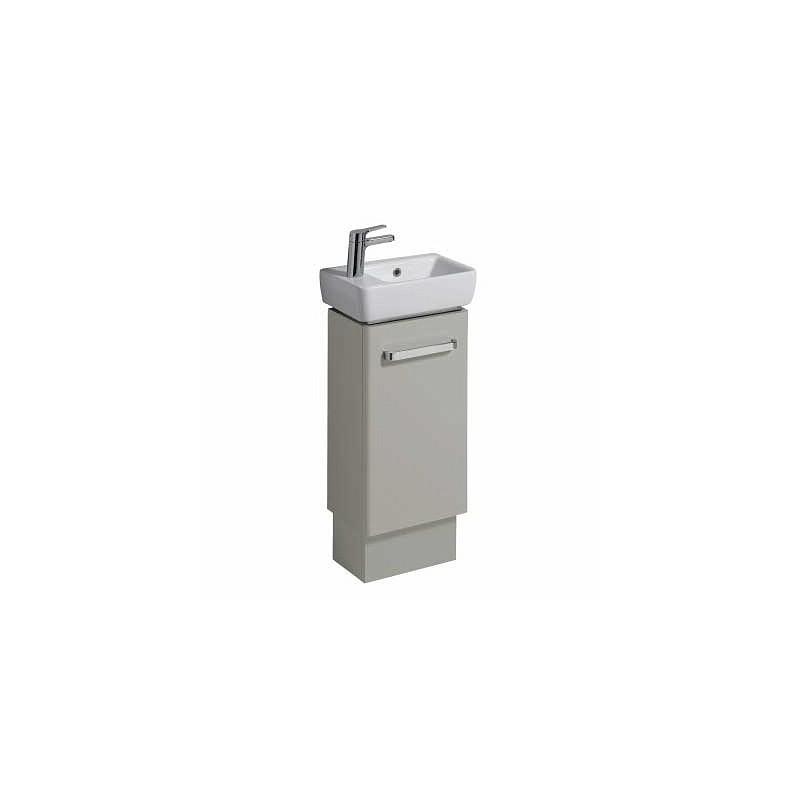 Twyford E200 Plinth for 400x250 Handrinse Unit Grey
