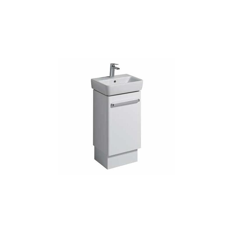 Twyford E200 Plinth for 450x340 Washbasin Unit White