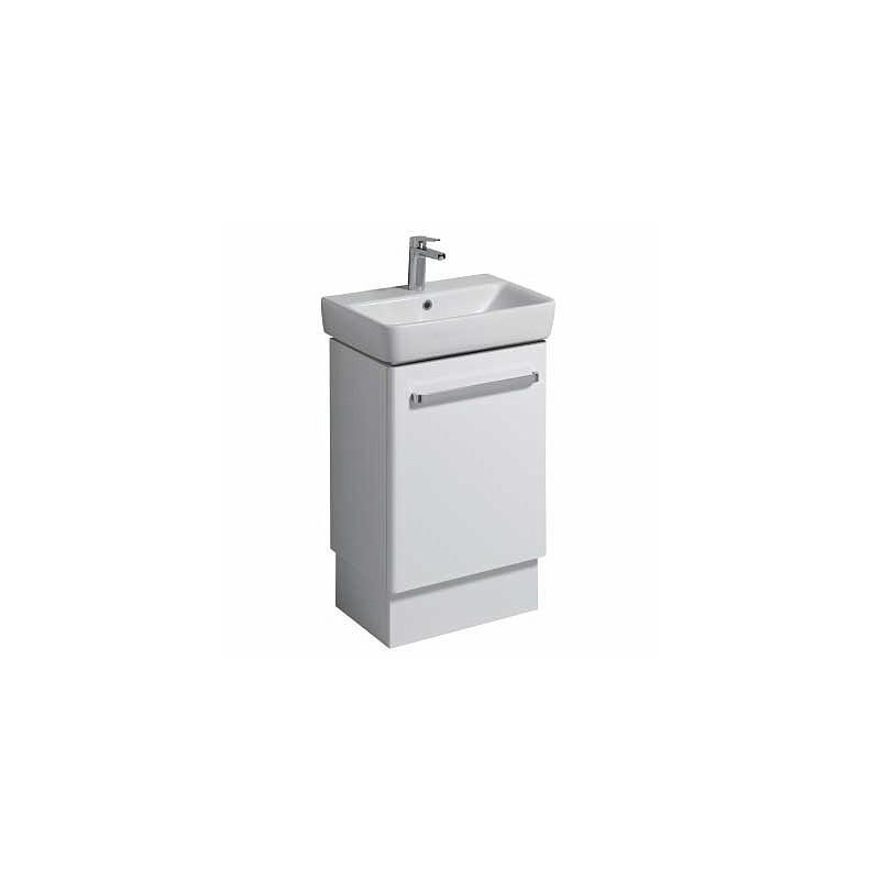 Twyford E200 Plinth for 550x370 Washbasin Unit White