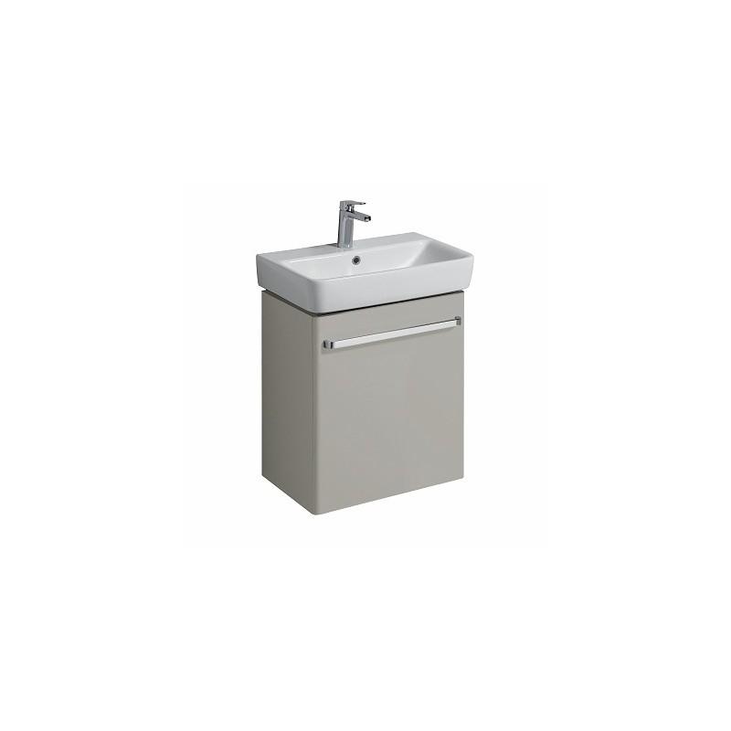 Twyford E200 Vanity Unit for Washbasin 600x370 Grey