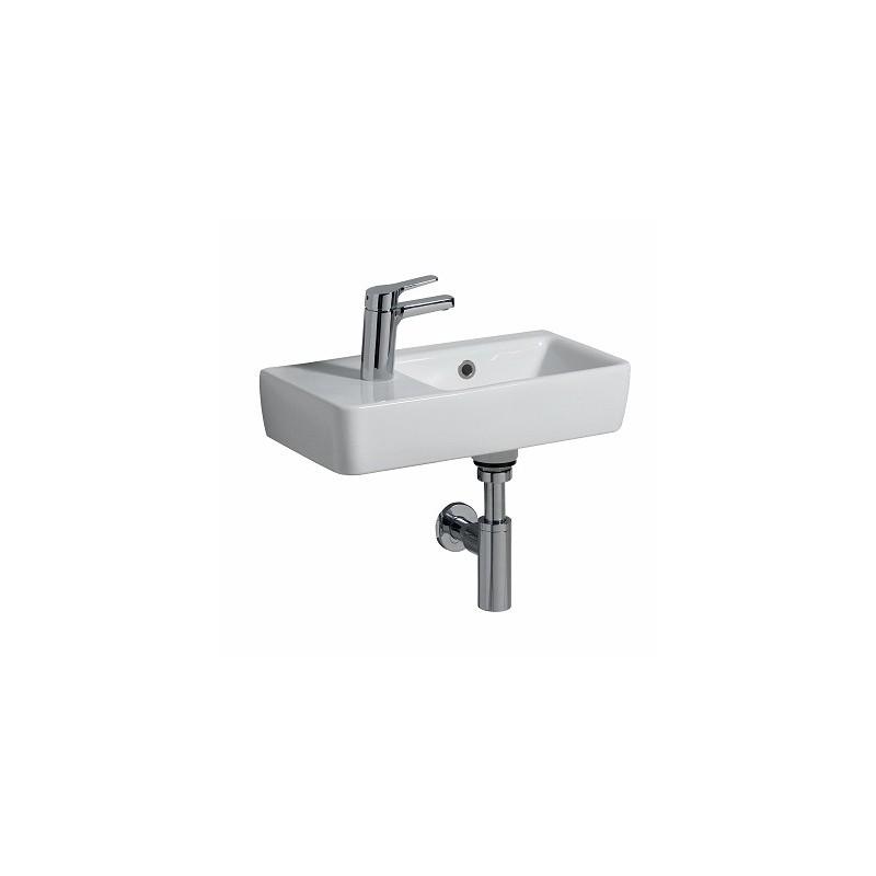 Twyford E200 Washbasin 500x250 1 LH Tap RH Bowl