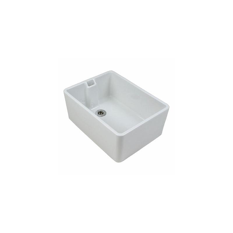 Twyford Belfast Sink 610x455x255 Plain